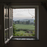 See through window Royalty Free Stock Image