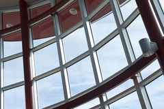 See-through windows Royalty Free Stock Image