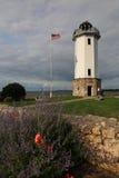 See Winnebago-Wisconsin-Leuchtturm Lizenzfreie Stockbilder