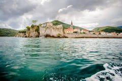 Seeansicht von der alten Festung Lizenzfreie Stockfotos