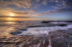 Seebadekurort - Coledale Stockfotos