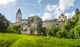 Seebenstein Castle Royalty Free Stock Images