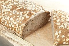 Seed Bread Royalty Free Stock Images