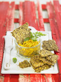 Seed crackers Royalty Free Stock Photography