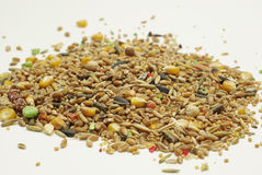 Seed mix Stock Photography