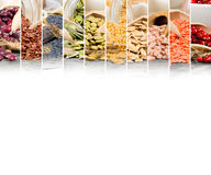 Seed mix Royalty Free Stock Images