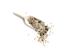 Seed Mixture Royalty Free Stock Photography