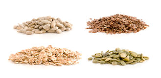 Seed Selection Stock Photography