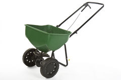 Seed spreader Royalty Free Stock Images