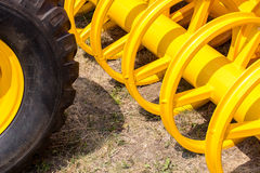 Seedbed machinery Stock Photos