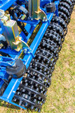 Seedbed machinery Royalty Free Stock Image