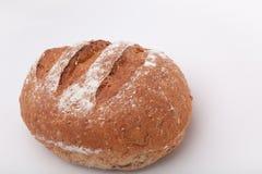 Seeded сказало хлебец по буквам с медом Стоковое фото RF