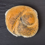 Seeded bread roll Stock Photos