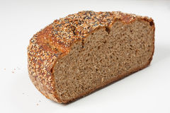 Seeded Multi-grain Bread Royalty Free Stock Photos