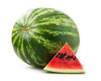 Seeded watermelon Stock Photography