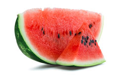 Seeded watermelon Stock Photo