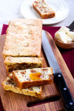 Seeded yogurt bread Royalty Free Stock Images