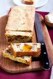 Seeded yogurt bread Stock Photo