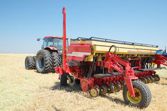 Seeder Stock Photo