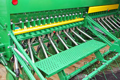 Seeder planter Stock Photography