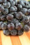Seedless Coronation Grapes Royalty Free Stock Photography