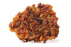 Seedless golden raisins Royalty Free Stock Photos