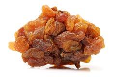 Seedless golden raisins Stock Photos