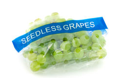 Seedless grapes. Royalty Free Stock Photography