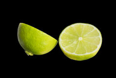 Seedless lemon Stock Photos