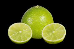 Seedless lemon Royalty Free Stock Photo