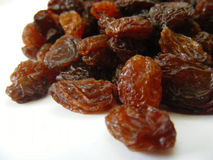 Seedless raisin pictures suitable for advertising and packaging designs. 2 Royalty Free Stock Photography