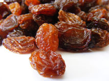 Seedless raisin pictures suitable for advertising and packaging designs Stock Images