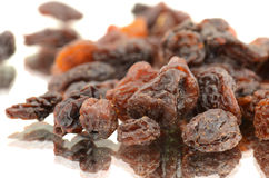 Seedless raisins Royalty Free Stock Photo