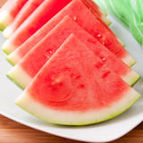 Seedless watermelon Royalty Free Stock Photo