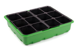 Seedling tray Royalty Free Stock Photo