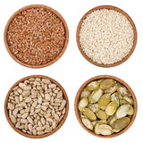 Seeds Stock Photo