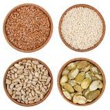 Seeds Stock Photo