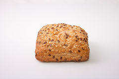 Seeds bread roll Stock Photo
