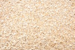 Seeds  oat flakes Stock Photos