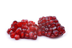 Seeds of pomegranate fruit Royalty Free Stock Image