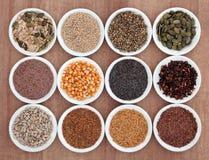 Seeds Royalty Free Stock Photos