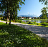 Seefeld Royalty Free Stock Photography