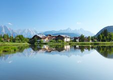 Seefeld Royalty Free Stock Photo