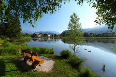 Seefeld Royalty Free Stock Photos