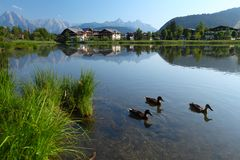 Seefeld Stock Photography