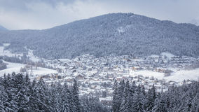 Seefeld in Tirol Royalty Free Stock Photography