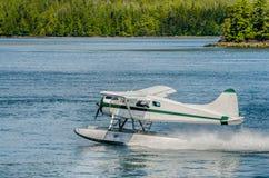 Seeflugzeuglandung Stockfoto