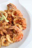 Seefood Mixed Immagine Stock Libera da Diritti