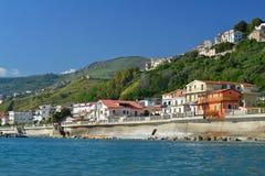 Seefront bei Amathus Limassol lizenzfreies stockbild