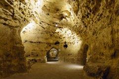 Seehöhle in Tapolca ungarn Stockfotos